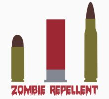 Zombie Repellent by innergeekGD