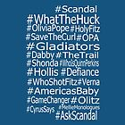 Scandal Hashtag by ScandalFan
