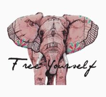 Freedom - elephant by lilbob1