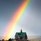 Prince of Wales Rainbow by Mark Kiver