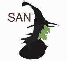 San Witch by keidren