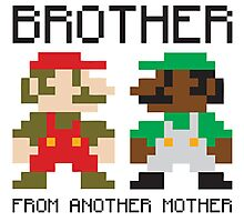 Brother From Another Mother Photographic Print