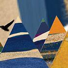 Triangle Mountains  by Deka