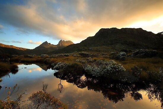 Cradle Mountain NP WHA by tinnieopener