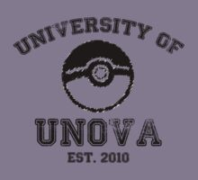 University of Unova by ScottW93
