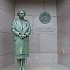 Eleanor Roosevelt by Bine