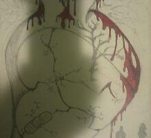 Broke my heart by isaac386