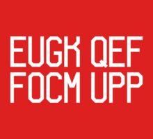 FUCK OFF (variation - white) by graciestlou