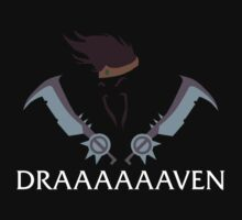 League of Legends DRAAAAAVEN by falcon333