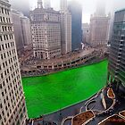 St. Patricks Day, Chicago by ChicagoPhotoSho