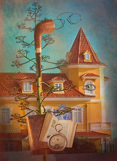the storyteller by terezadelpilar~ art & architecture
