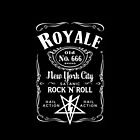Royale Whiskey Logo iPhone Case by MickRoyale666