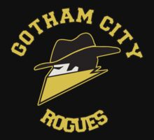 GOTHAM CITY ROGUES by superedu