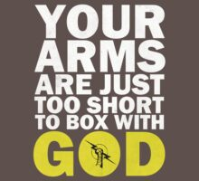 CM Punk - Your Arms Are Just Too Short To Box With God by Motion