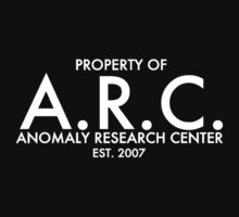 Property of A.R.C. (White Version) by half13196