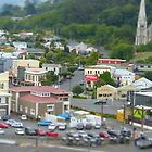 Port Chalmers - tilt shifted by PhotosByG