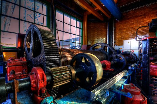 Winch Room by MarkElsworthPic