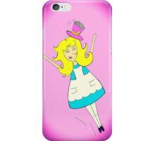 Alice Falling iPhone Case/Skin
