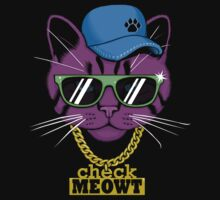 Check Meowt Bling by GrizzlyGaz