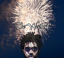 Weeknd Case by YungFly413