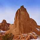 Moab Winter by Shiva77