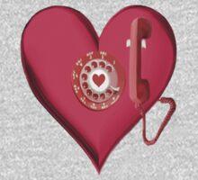 ♥•.¸¸.ஐ CALL ME.. HEART PHONE TEE SHIRT ♥•.¸¸.ஐ by ╰⊰✿ℒᵒᶹᵉ Bonita✿⊱╮ Lalonde✿⊱╮