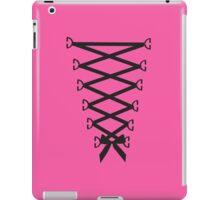Corset Ribbon iPad Case/Skin