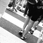 Crosswalk by Lina