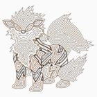 Ornate Arcanine by Colossal