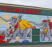 Circus Supermarket by Graeme  Hyde
