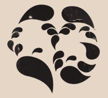 Bipolar Disorder - Many faces (moods) by Denis Marsili - DDTK