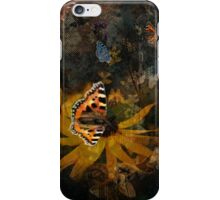 Fragile Butterfly Remix iPhone Case/Skin
