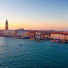 Venice Sunset by gleadston