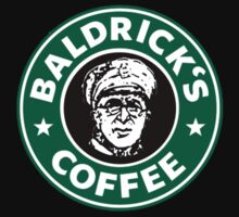 Baldrick's Coffee by SouperSixFour