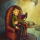 Reading stories by Ine Spee