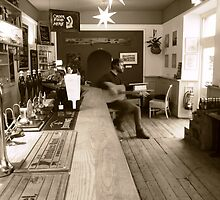 Northstar Bar Blues by Graham Povey