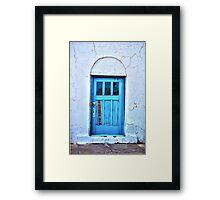 Doors of Perception Framed Print