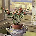 Still life, Lyme Regis, 1933, Eurich, Richard Ernest (1903-92) by Bridgeman Art Library