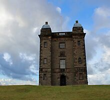 Lyme Park Cage by rebbakerphoto