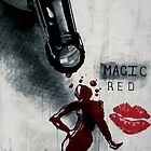 Magic Red wine Ad by delonte089