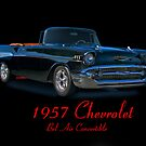 1957 Chevrolet Bel Air Convertible w/ ID by DaveKoontz