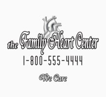 the Family Heart Center by inesbot