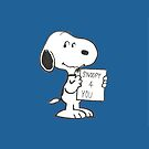 Snoopy for You by gleviosa
