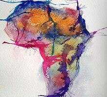 Africa! by Vandy Massey