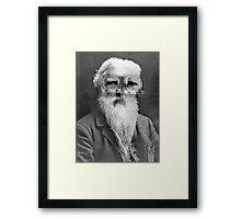 Eadweard Muybridge. Framed Print