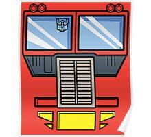 Transformers - Optimus Prime Poster