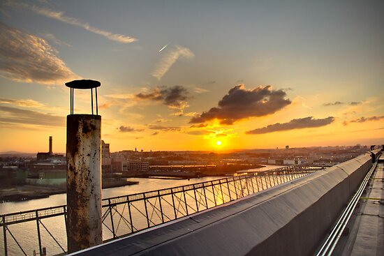 Southie Sunset by CGould