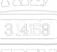 Mathletic Department Sticker