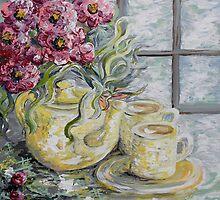 Two for Tea by EloiseArt