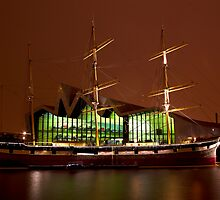 RIVERSIDE MUSEUM - GLASGOW by GillianSweeney